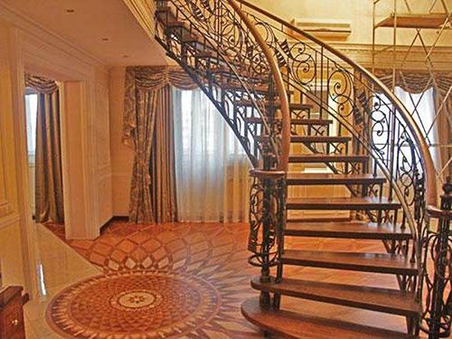 Где купить кованые лестницы?